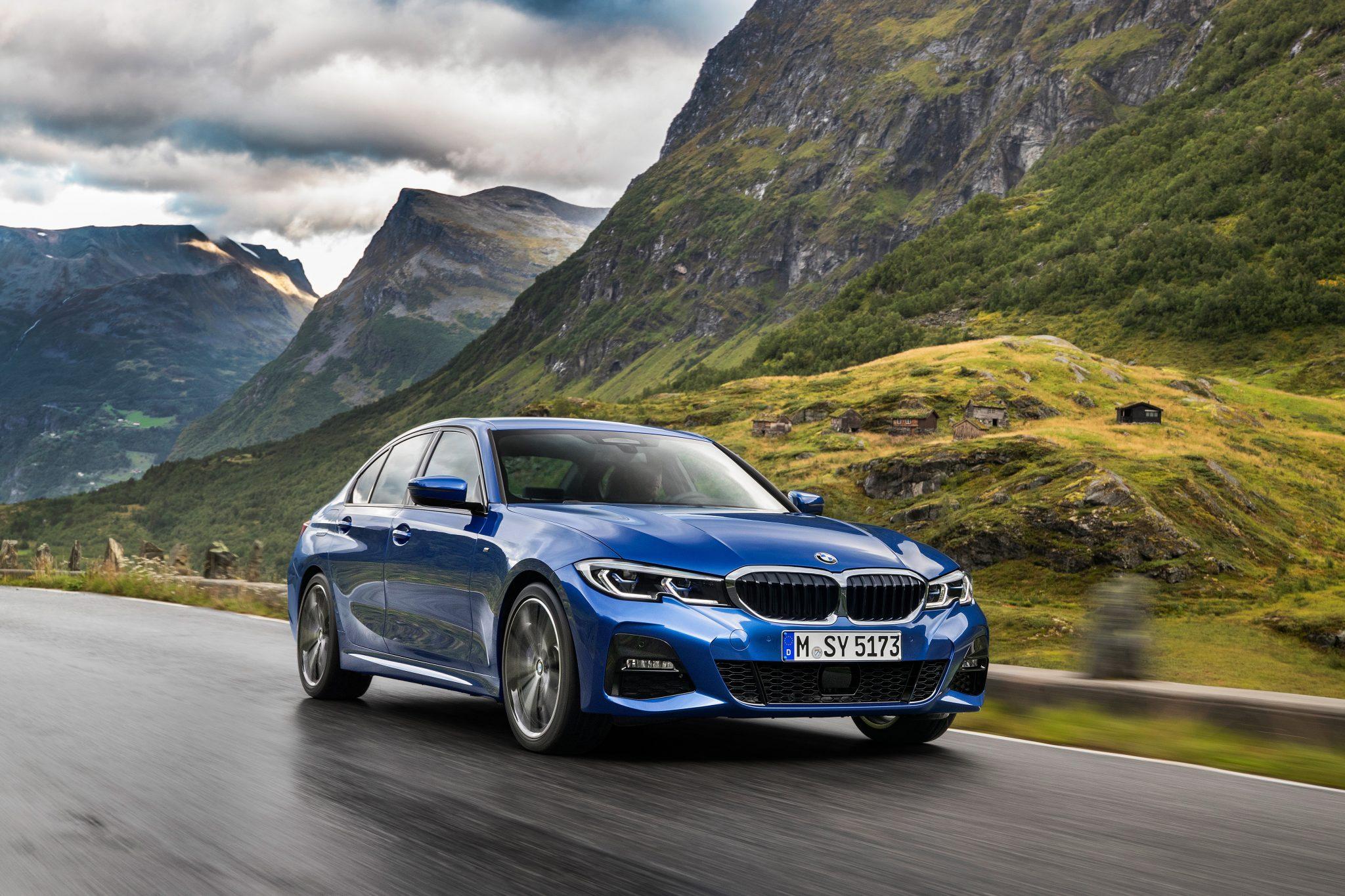 BMW 3 bekijken