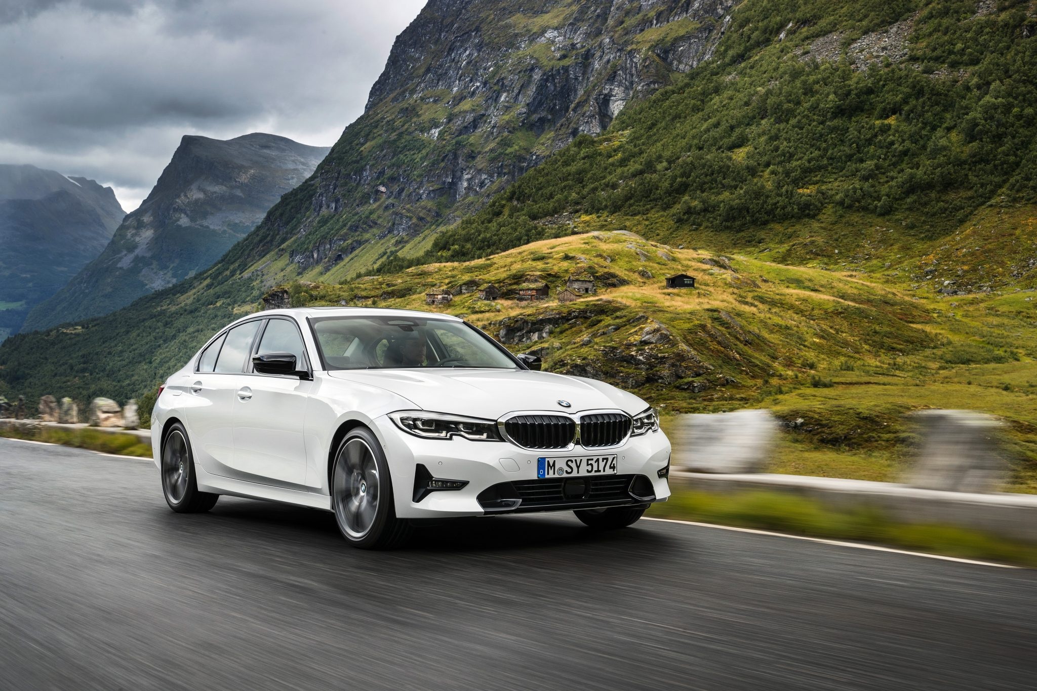 De BMW 3 Serie Sedan