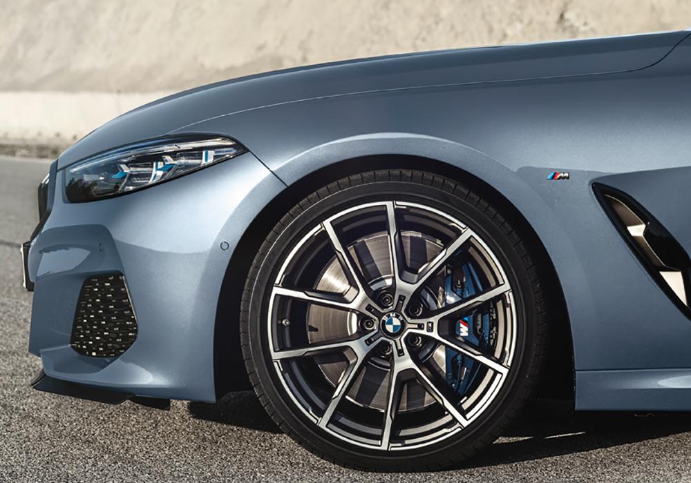 8 Serie BMW