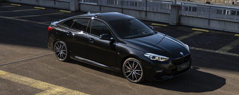 DE BMW 2 SERIE UPGRADE EDITIONS.
