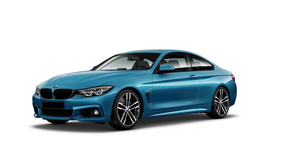BMW 4 Serie Coupe