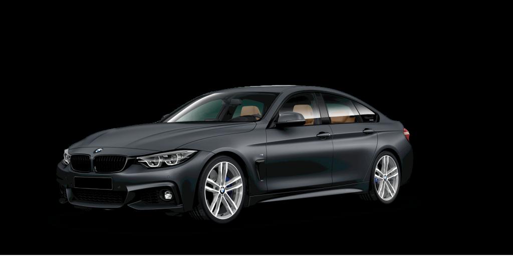 BMW 4 Serie Gran Coupe