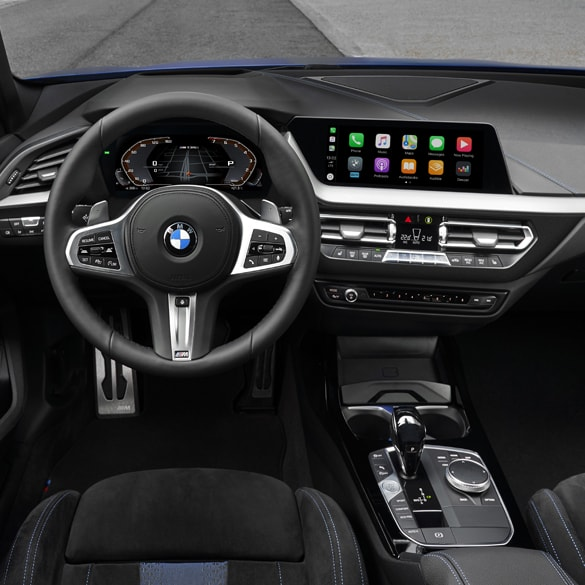 BMW 1 Serie Interieur