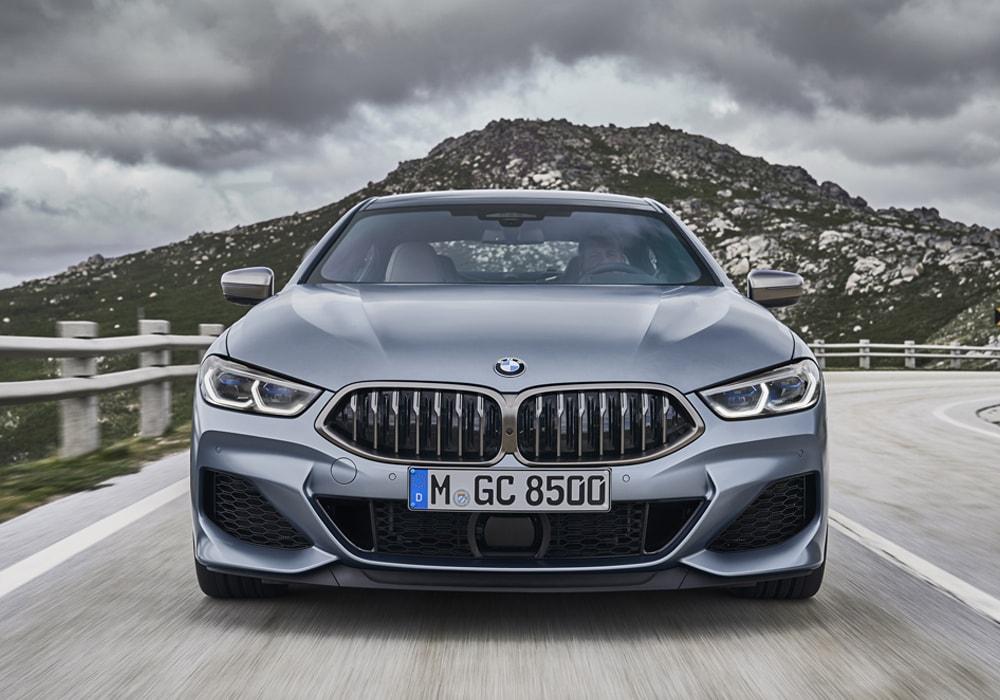 BMW 8 SERIE GRAN COUPE