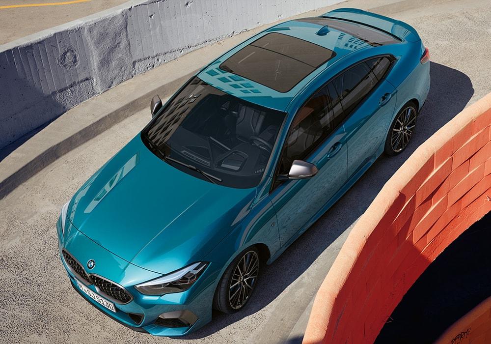 Panoramadak Gran Coupe BMW