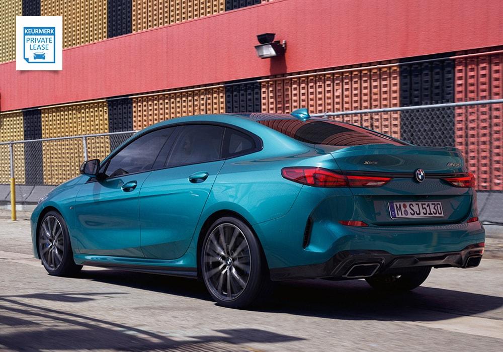 BMW 2 Serie Gran Coupé Private Lease