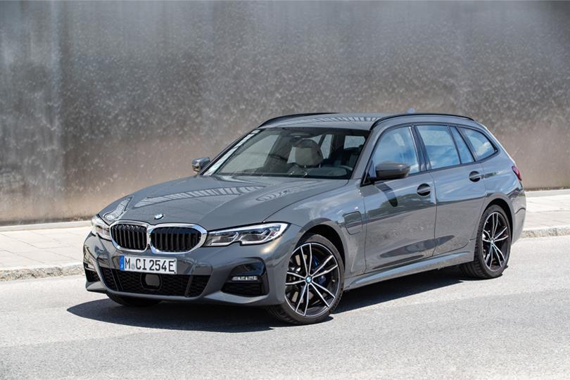 BMW 320 E Touring