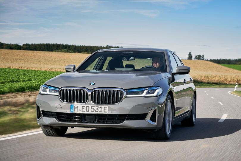 BMW 520 E Sedan