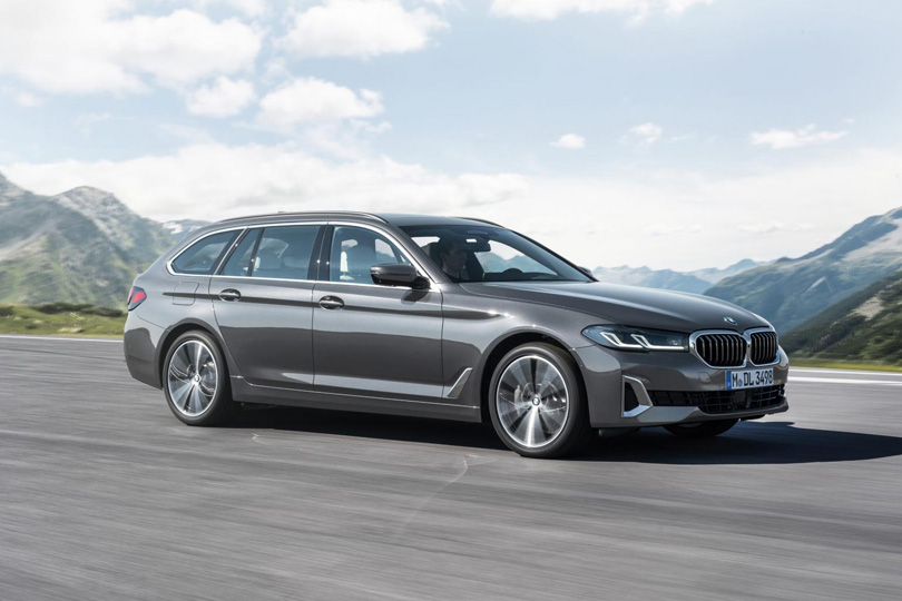 BMW 520 E Touring