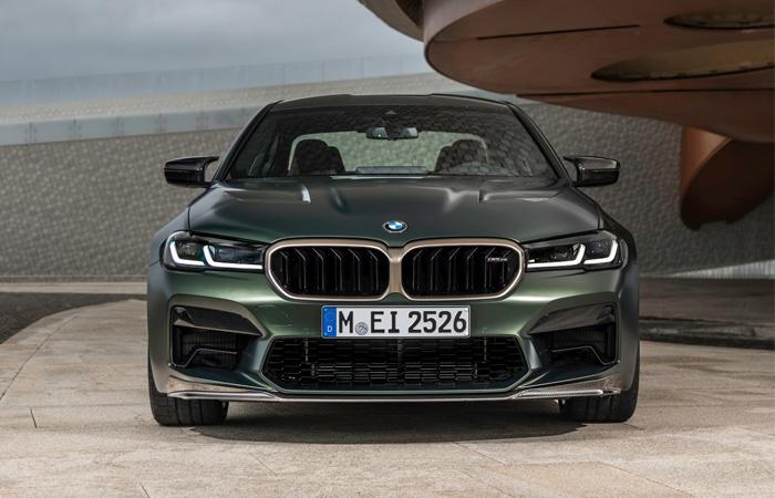 BMW M5 CS Grille