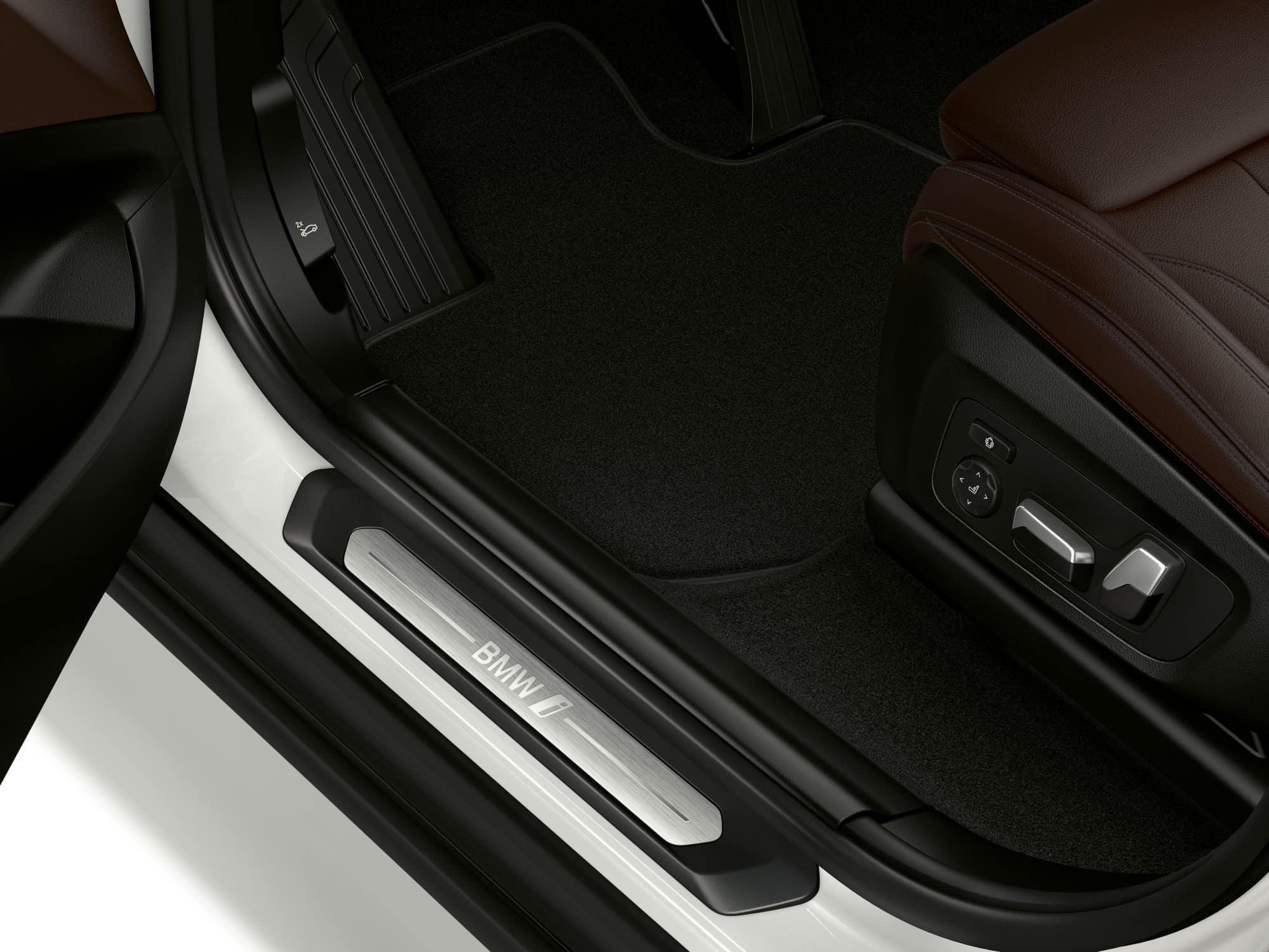 BMW iX3 Instap
