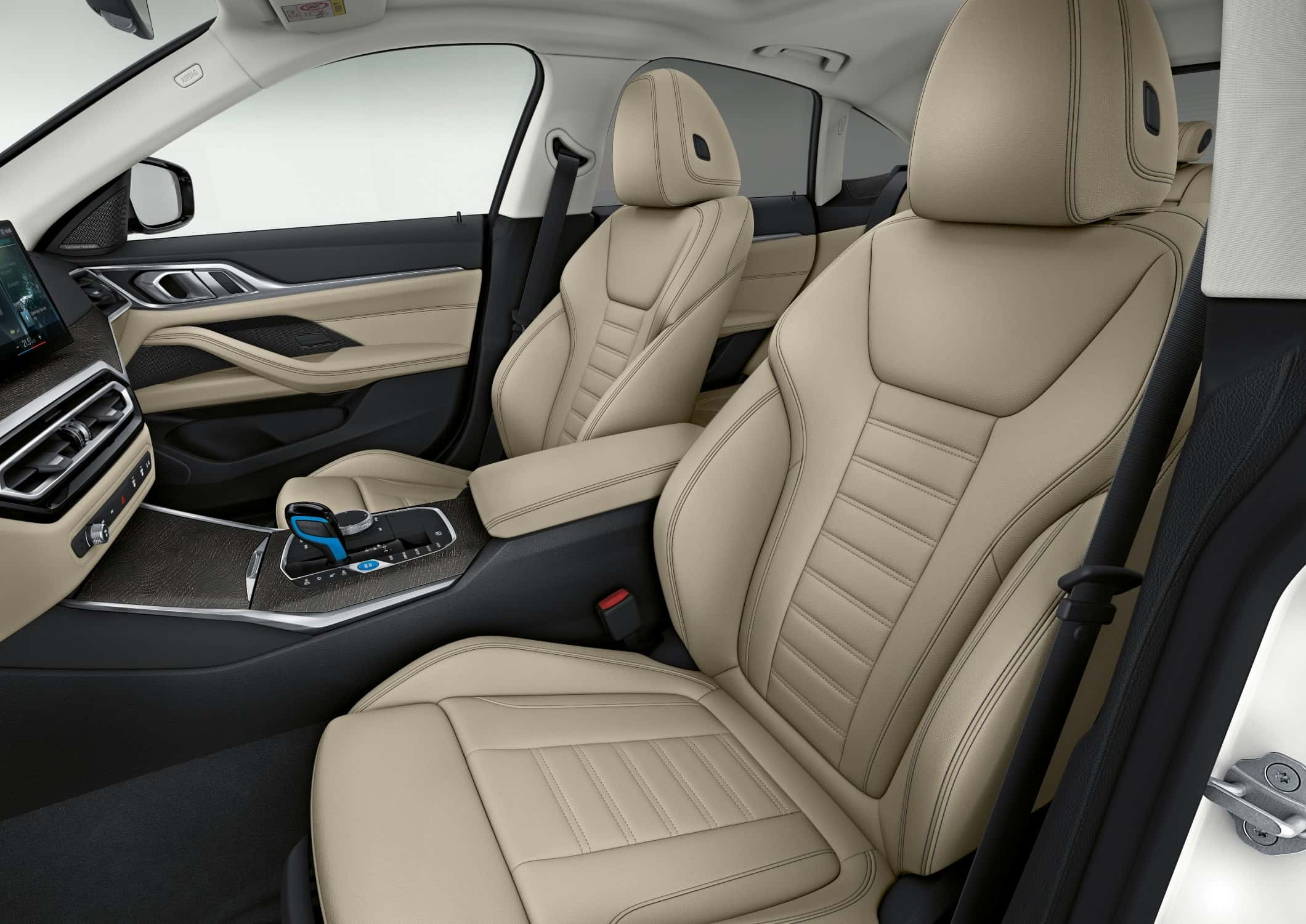 BMW i4 Interieur