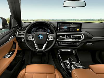 BMW X3 Stuur