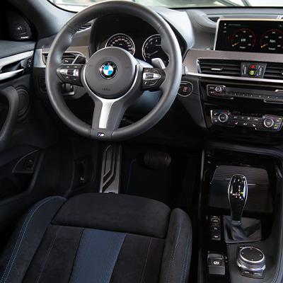 BMW X2 Stuur