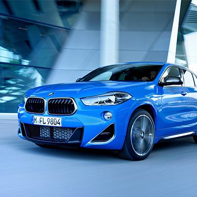 BMW X2 Highlight voorkant