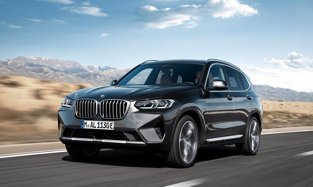 BMW X3 Neus