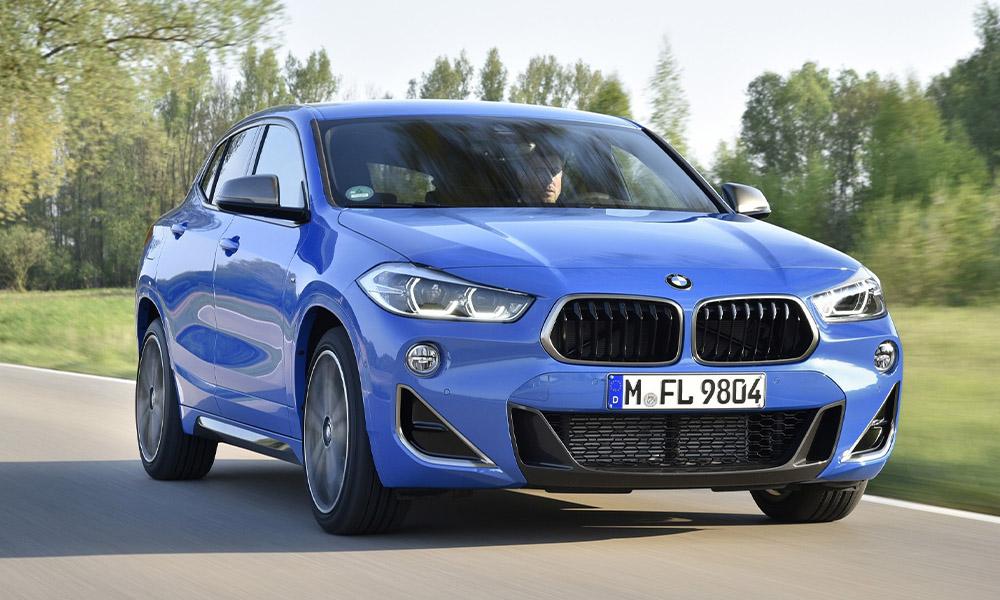 BMW X2 Details