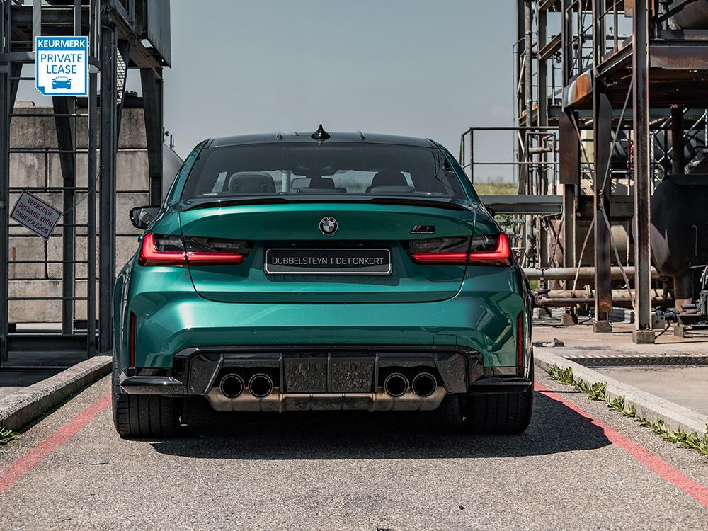 BMW M3 Achterkant
