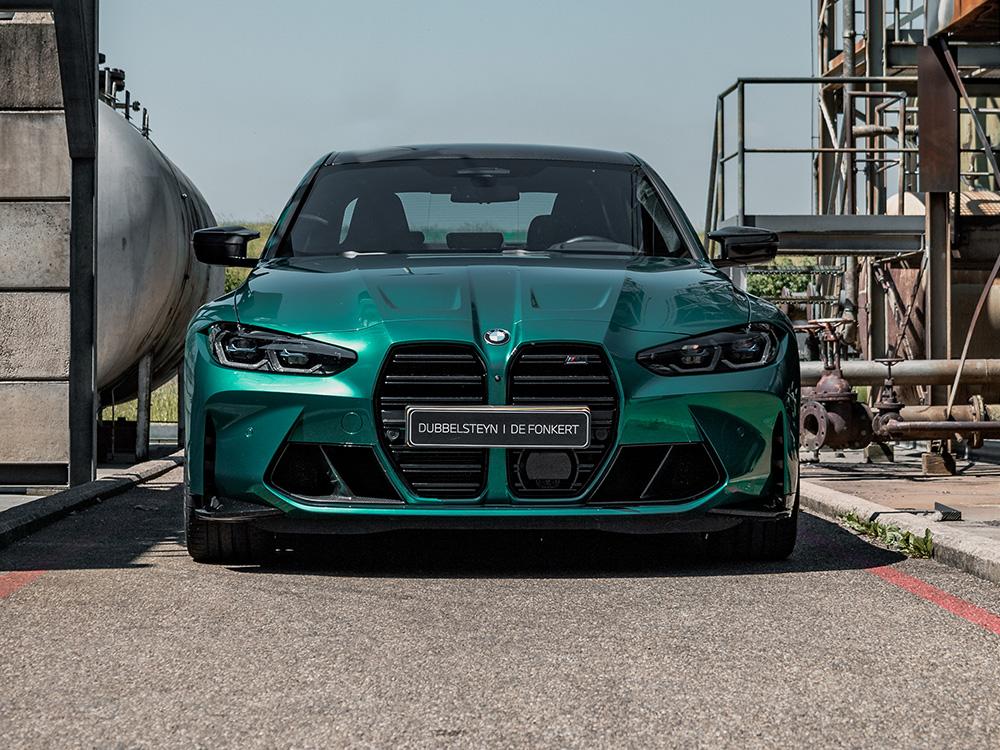 BMW M3 Grille