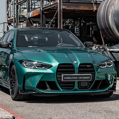 BMW M3 Carbon Voorkant