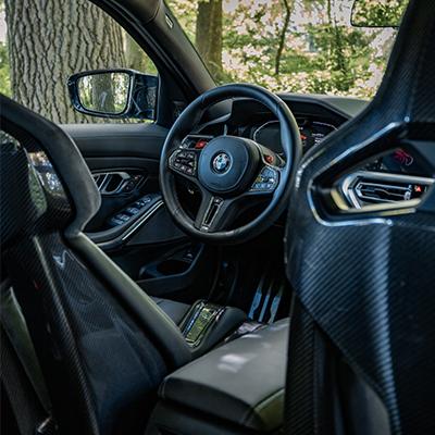 BMW M3 Sportstoelen