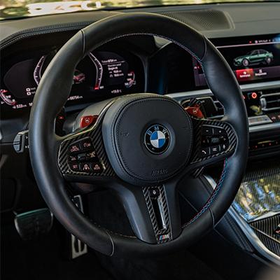 BMW M3 Carbon Stuurwiel